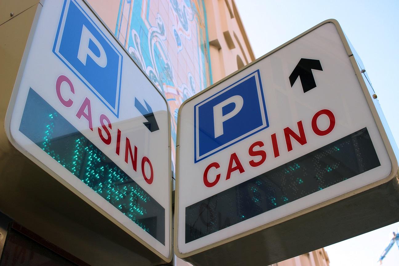 Monte Carlo Monaco Parkeren